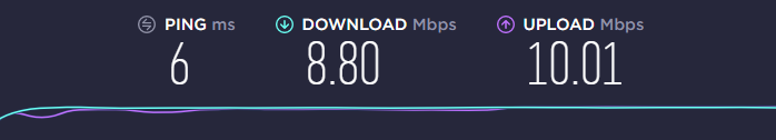 Speed Without VPN
